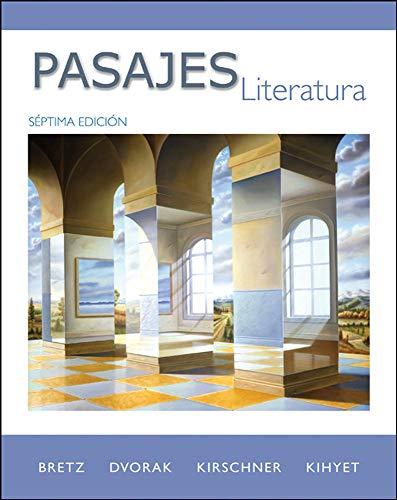9780077264093: Pasajes:  Literatura