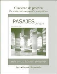 9780077264130: Audio Program to Accompany Pasajes Lengua Septima (7th) Edicion