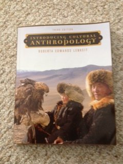 9780077265595: Introducing Cultural Anthropology Third Edition