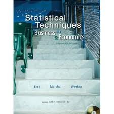 9780077270063: Statistical Techniques in Business and Economics