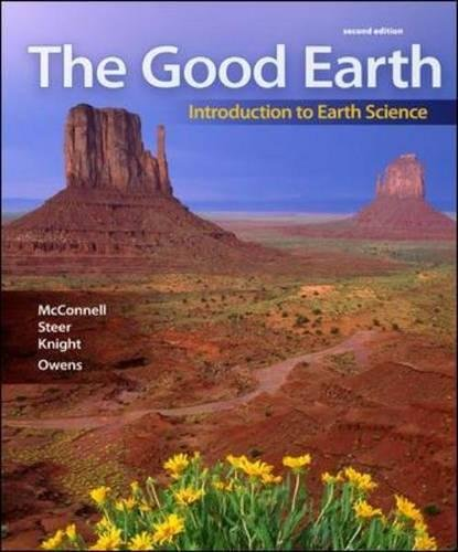 9780077270971: The Good Earth: Introduction to Earth Science