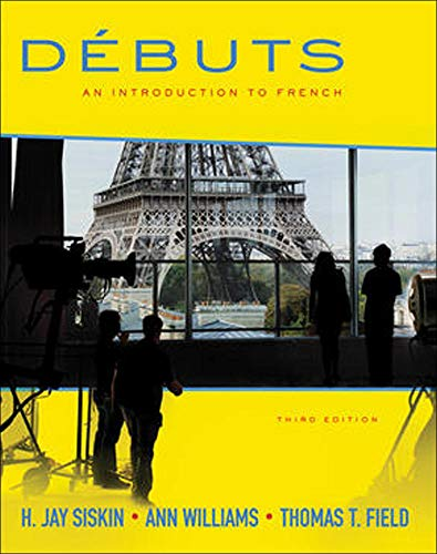 9780077272883: Le Chemin de retour Director's Cut DVD to accompany Débuts: An introduction to French