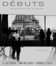 9780077272937: Debuts - An Introduction To French (3rd Edition) Practice Audio CDs Part 1 (Debuts - An Introduction To French, Part 1)