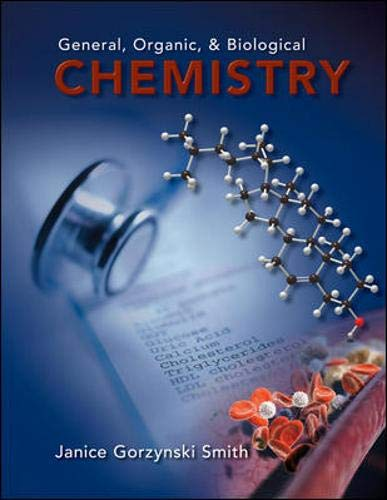 9780077274290: General, Organic & Biological Chemistry