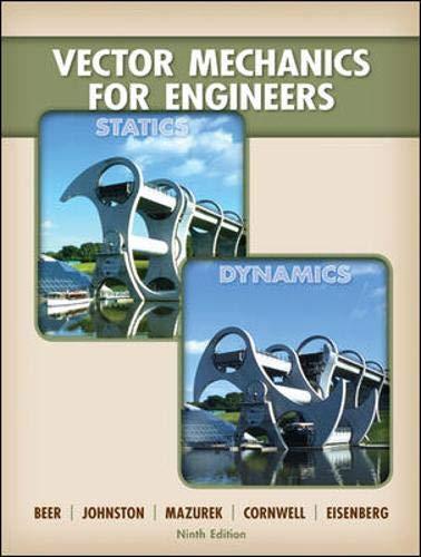 9780077275556: Vector Mechanics for Engineers: Statics and Dynamics