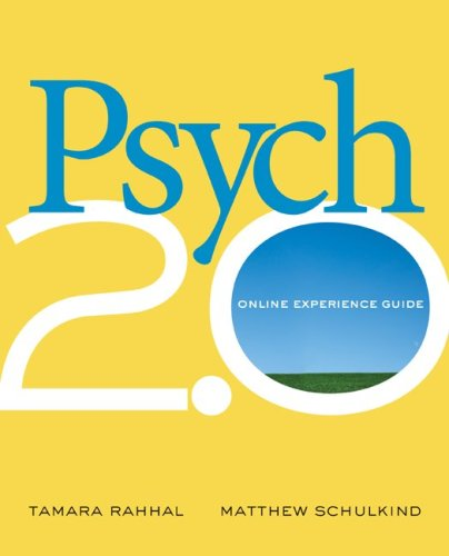 9780077275884: Psych 2.0 Online Experience Guide