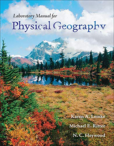 9780077276034: Physical Geography Lab Manual
