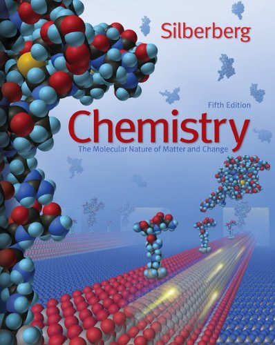 9780077276096: Package: Chemistry - The Molecular Nature of Matter & Change with ARIS Access Card