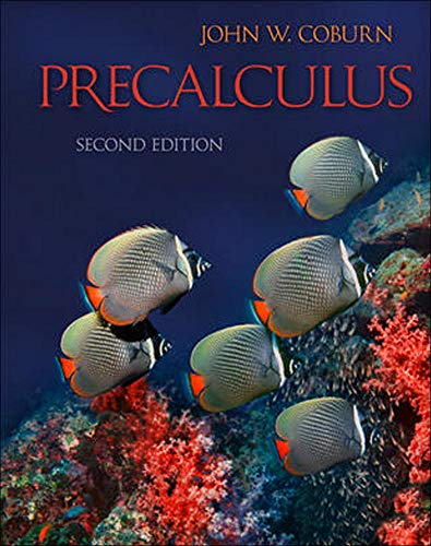 9780077276508: Precalculus (Collegiate Math)