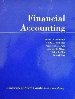 9780077279431: Financial Accounting
