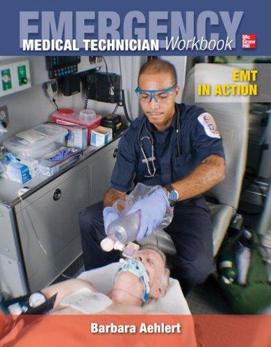 9780077279455: Emergency Medical Technician Workbook Update Edition