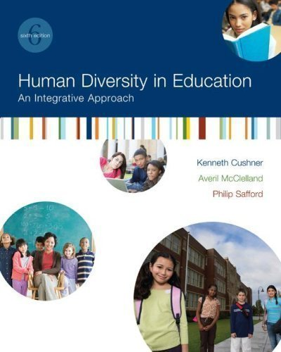 9780077279974: Human Diversity in Education: An Integrative Approach, 6th Edition