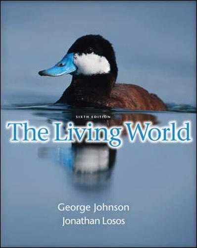 9780077280086: The Living World