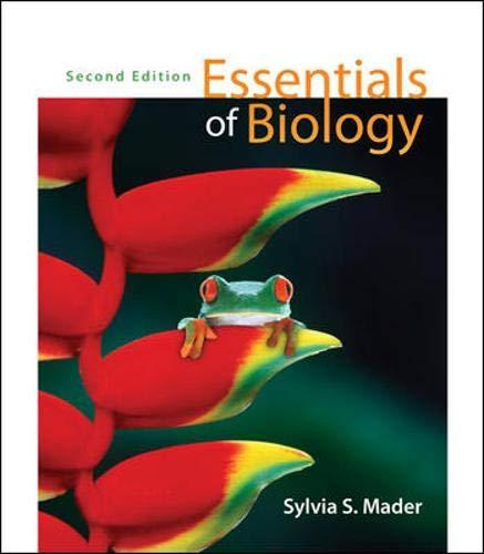 9780077280093: Essentials of Biology