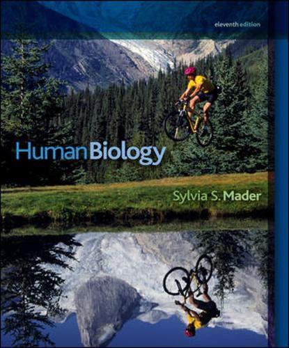 9780077280116: Human Biology