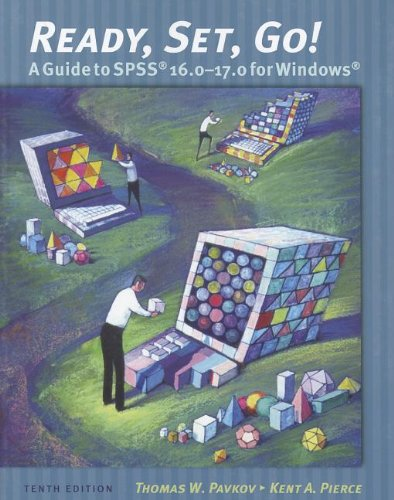 9780077280314: Ready, Set, Go!: A Student Guide to SPSS 16.0-17.0 for Windows