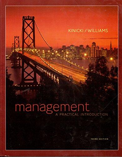 9780077280628: Management: A Practical Introduction