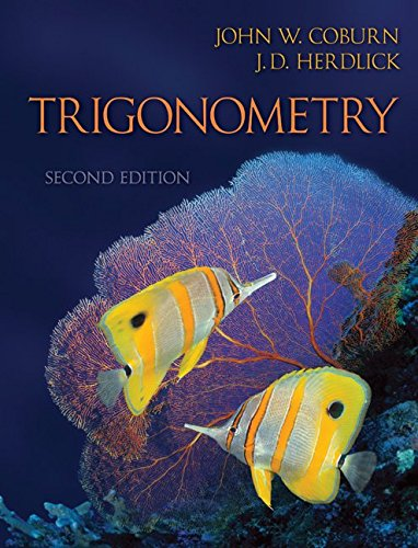 9780077282714: Student Solutions Manual to accompany Trigonometry