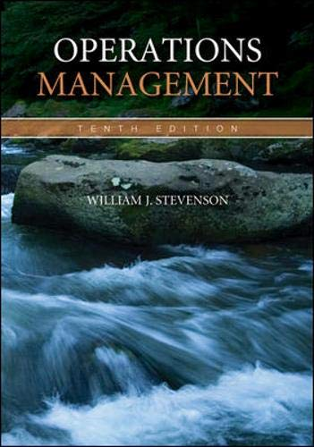9780077284091: Operations Management w Student OM Vid Srs DVD (McGraw-Hill/Irwin Series Operations and Decision Sciences)