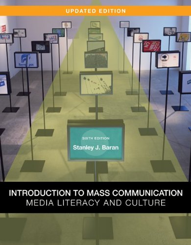 9780077286408: Introduction to Mass Communication: Media Literacy and Culture, Updated Edition