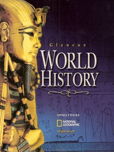 9780077288259: Glencoe World History (National Geographic Edition)