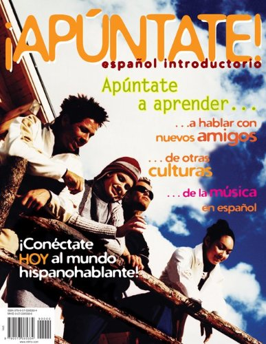 9780077289768: Quia WB/LM Vol. 1 Access Card for ¡Apúntate!