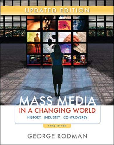 9780077291105: Update Edition Mass Media in a Changing World