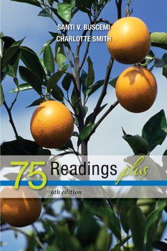 9780077292577: 75 Readings Plus