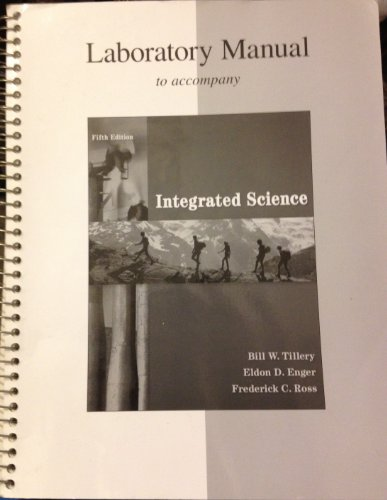 9780077292867: Lab Manual to accompany Integrated Science