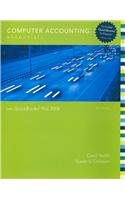 Computer Accounting Essentials Using Quickbooks w/Quickbooks 2008: Yacht, Carol, Crosson,