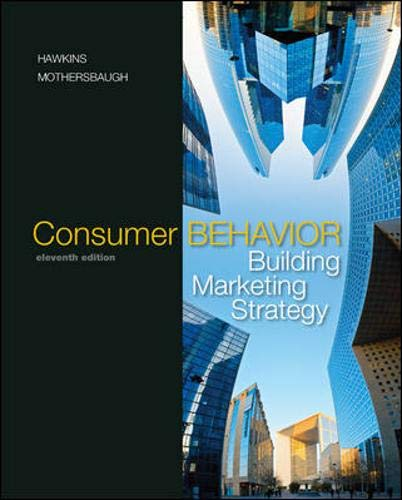 9780077294106: Consumer Behavior with DDB LifeStyle Study Data Disk (Consumer Behavior: Building Marketing Strategy)