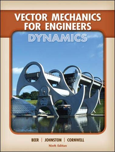 9780077295493: Vector Mechanics for Engineers: Dynamics