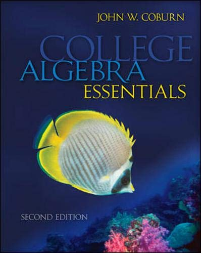 9780077297909: College Algebra Essentials