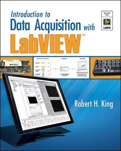Introduction to Data Acquisition with LabVIEW CD-ROM: Robert King