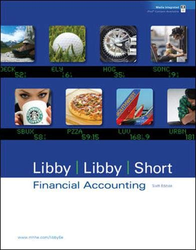 9780077300333: Financial Accounting 6e with Annual Report