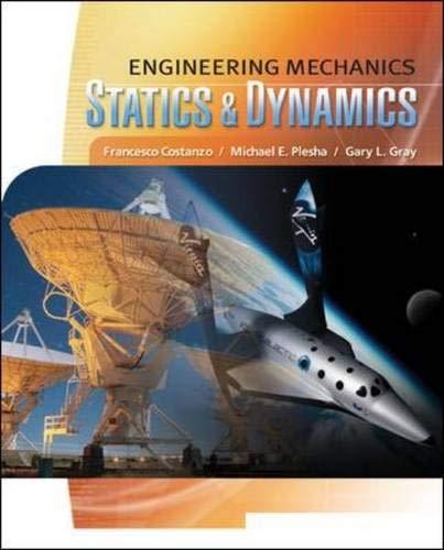 9780077302009: Engineering Mechanics: Statics and Dynamics