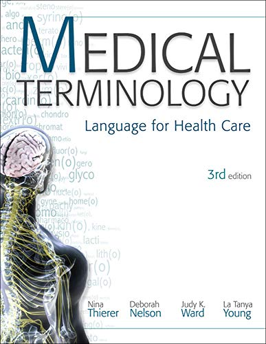 9780077302344: MP Medical Terminology: Language for Health Care w/Student CD-ROMs and Audio CDs