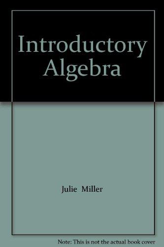 9780077303402: Introductory Algebra