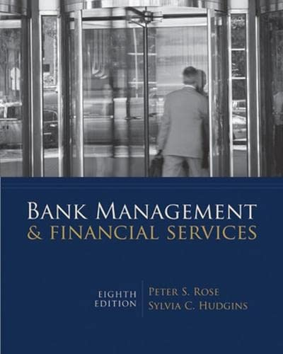 9780077303556: Bank Management & Financial Services w/S&P bind-in card