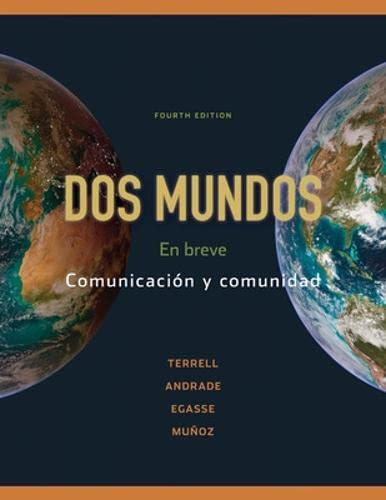 9780077304843: Workbook/Laboratory Manual Dos Mundos: En breve