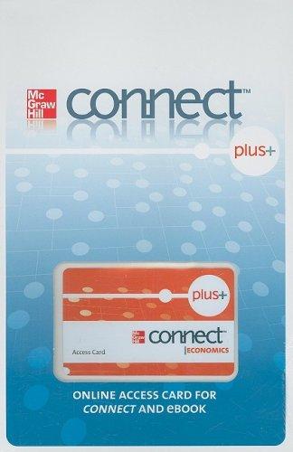 9780077306168: Connect Plus Access Card for Macroeconomics