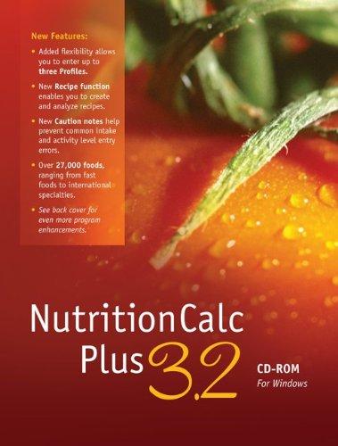 9780077312435: NutritionCalc Plus 3.2 CD-ROM