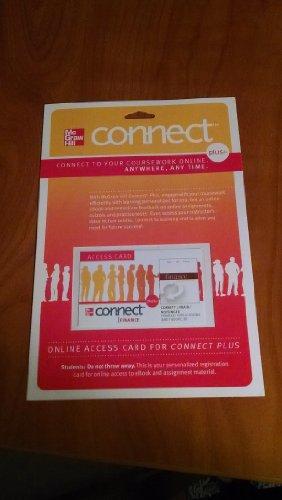 Connect Plus Access Card: Cornett, Marcia, Adair,