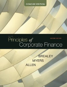 9780077316464: Principles of Corporate Finance