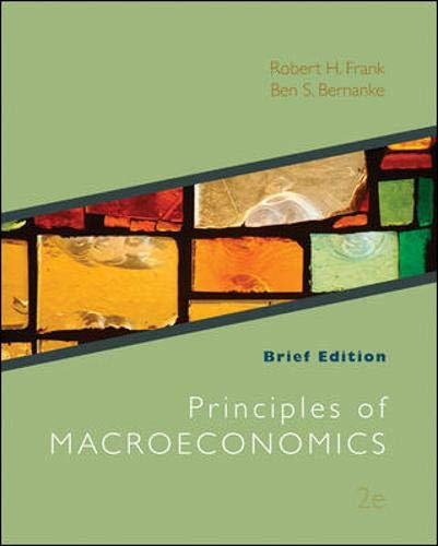 9780077316761: Principles of Macroeconomics, Brief Edition (McGraw-Hill Series Economics)