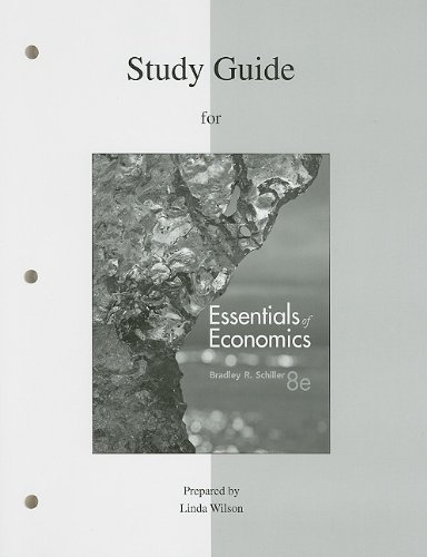 9780077317089: Study Guide to accompany Essentials of Economics