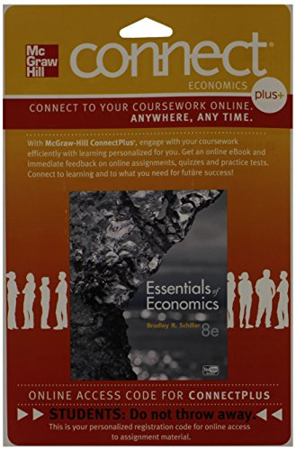 9780077317119: Connect Plus Access Card for Essentials of Economics