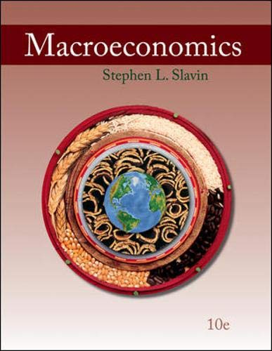 9780077317195: Macroeconomics (Mcgraw-Hill: Economics)