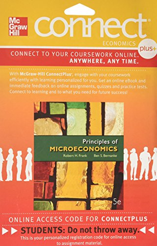 Connect 1-Semester Access Card for Principles of
