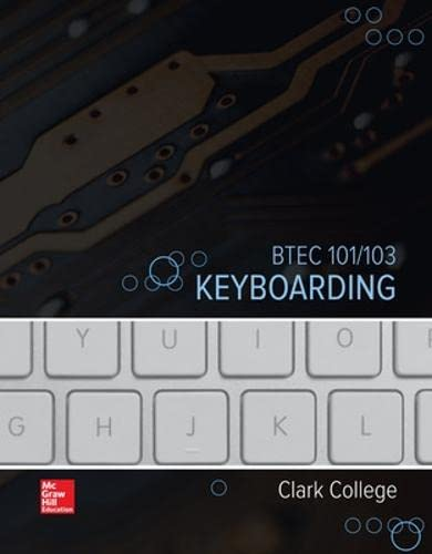 9780077319366: Gregg College Keyboarding & Document Processing: Lessons 1-60